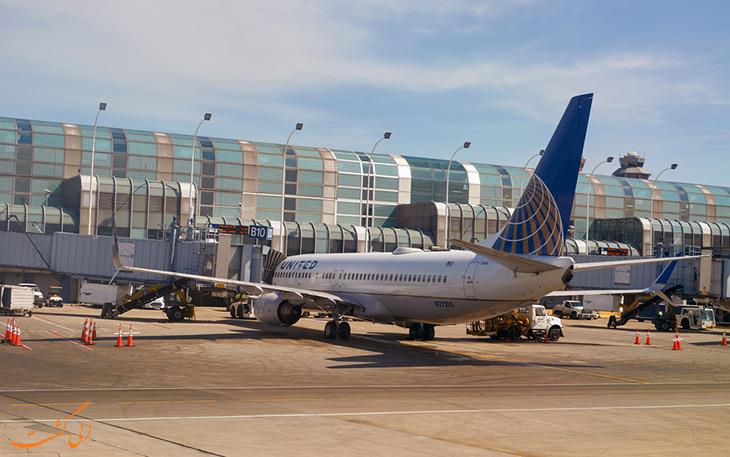 بزرگ ترین فرودگاه های جهان: فرودگاه اوهر شیکاگو