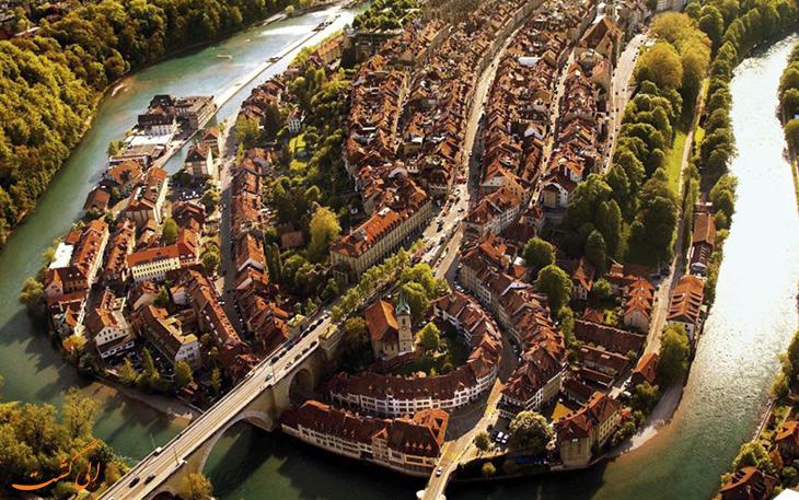 شهر قدیمی برن