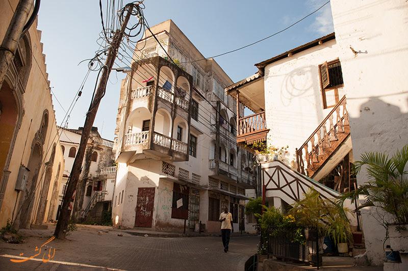 شهر قدیمی مومباسا