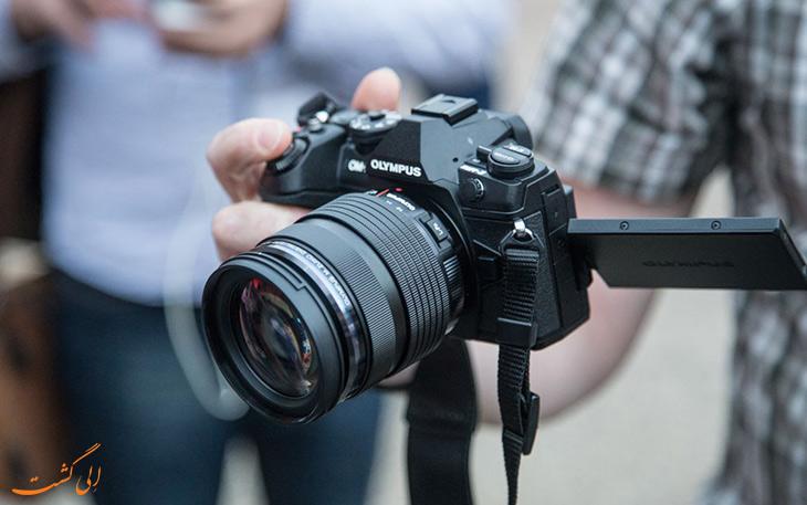دوربین المپیوس