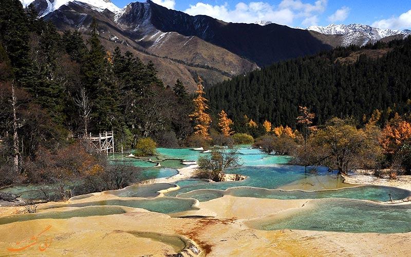 پارک های ملی آسیا