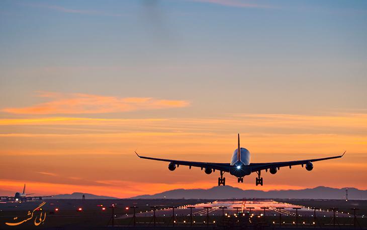 سفر با هواپیما امن تر است