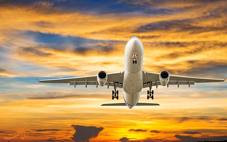 امن ترین سال سفر هوایی