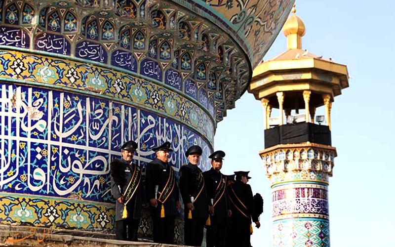 آرامگاه شاه چراغ در شیراز