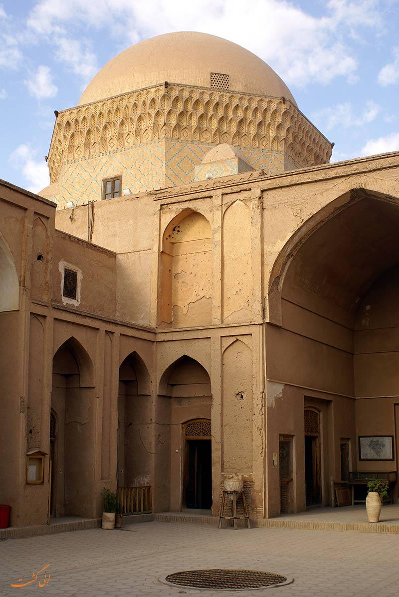 مناطق گردشگری یزد | زندان اسکندر
