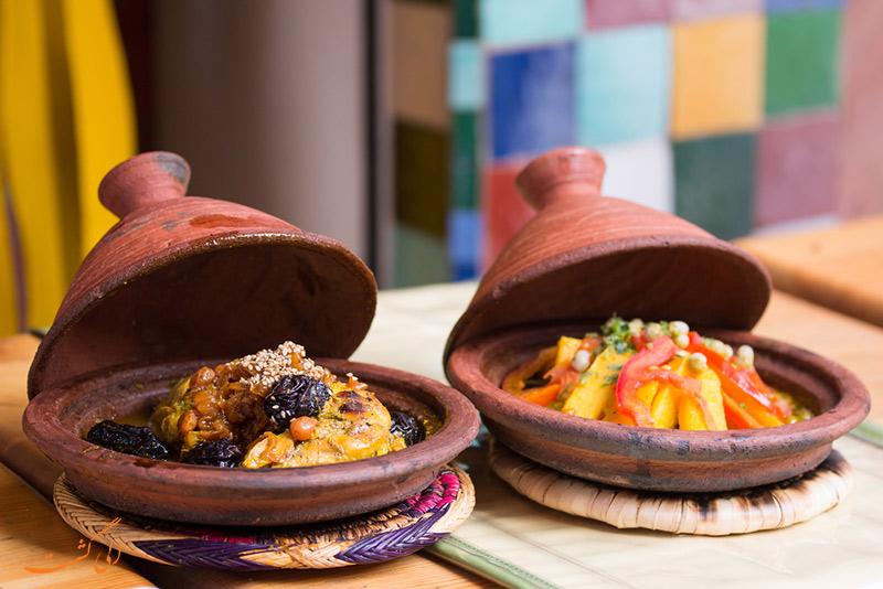 غذاهای مراکش