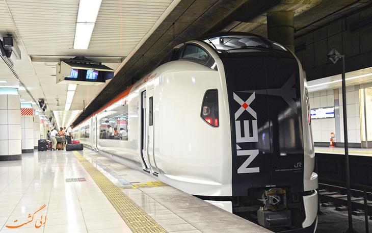 حمل و نقل فرودگاه ناریتا توکیو