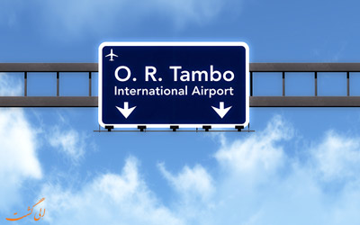 فرودگاه اولیور تامبو