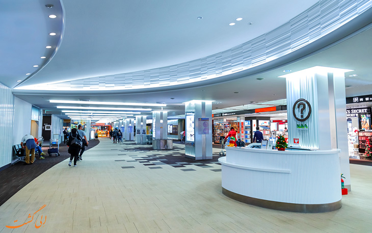 اطلاعات فرودگاه ناریتا توکیو
