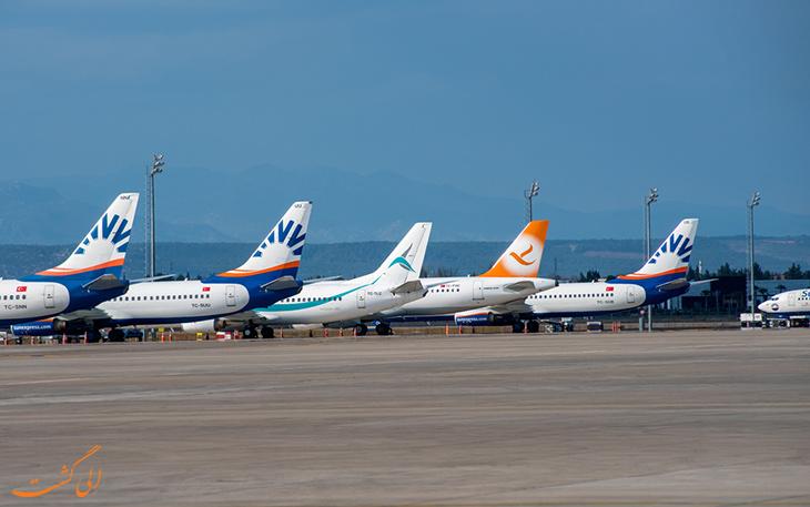ناوگان هواپیمایی سان اکسپرس