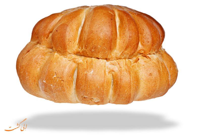 نان های معروف دنیا | کاتیج لوف