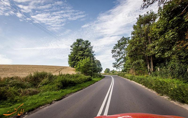 رانندگی در چپ یا راست
