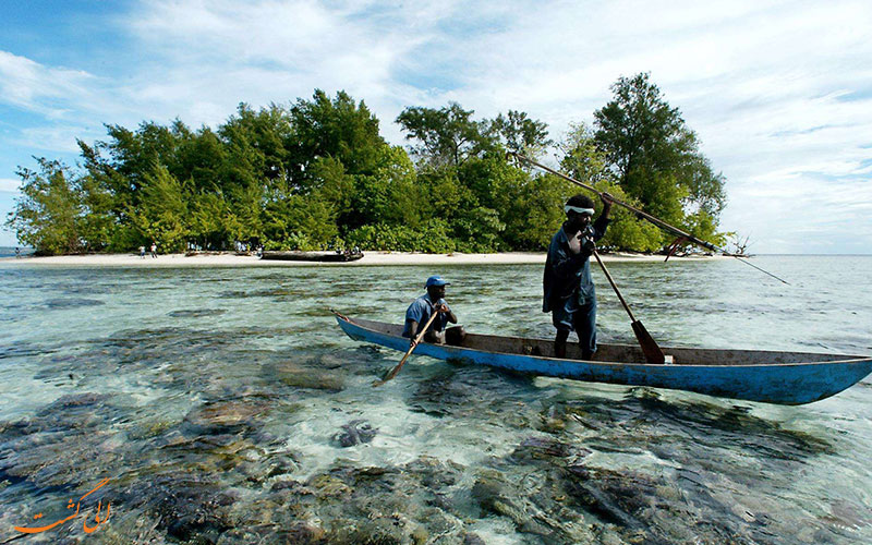 مردم جزیره ماتانیکو