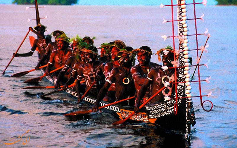 مردم کولومبانگارا