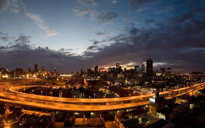 جاذبه های شهری آفریقای جنوبی