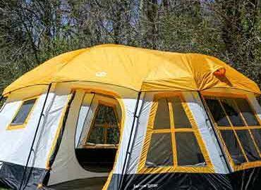 انواع چادر مسافرتی برای خانواده