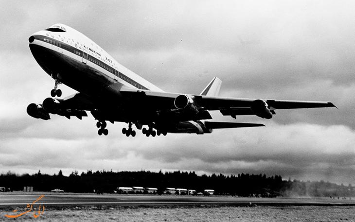 هواپیمای بوئینگ 747