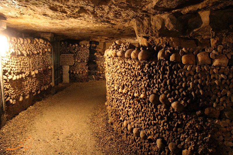 دخمه قبرهای پاریس