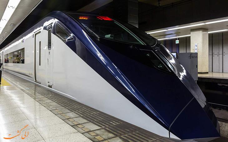 قطار اسکای لاینر فرودگاه ناریتا