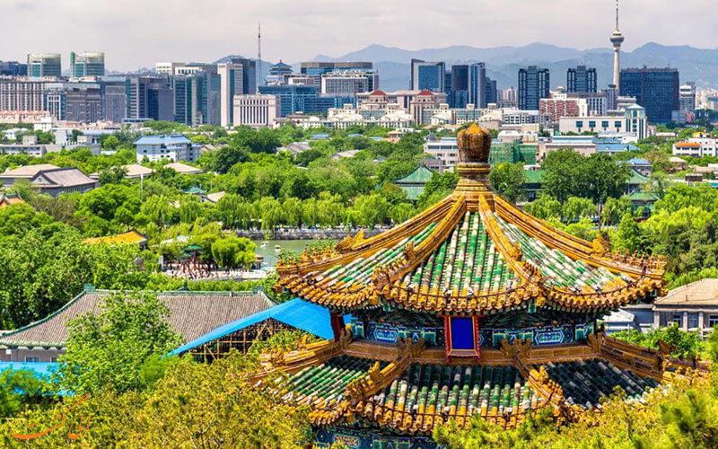 جاذبه های تاریخی شهر پکن