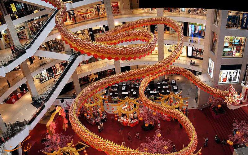 جاذبه های سنتی شهر پکن