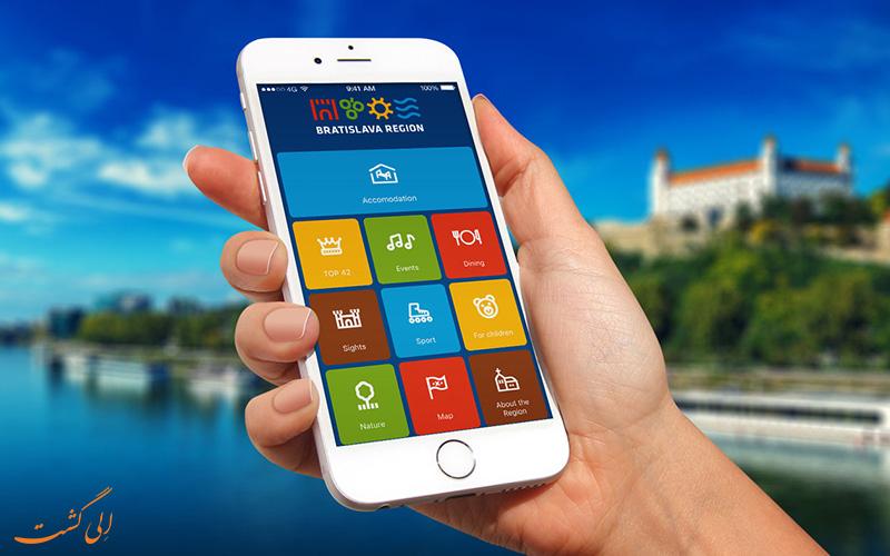اپلیکیشن هایی برای کاهش نگرانی در سفر