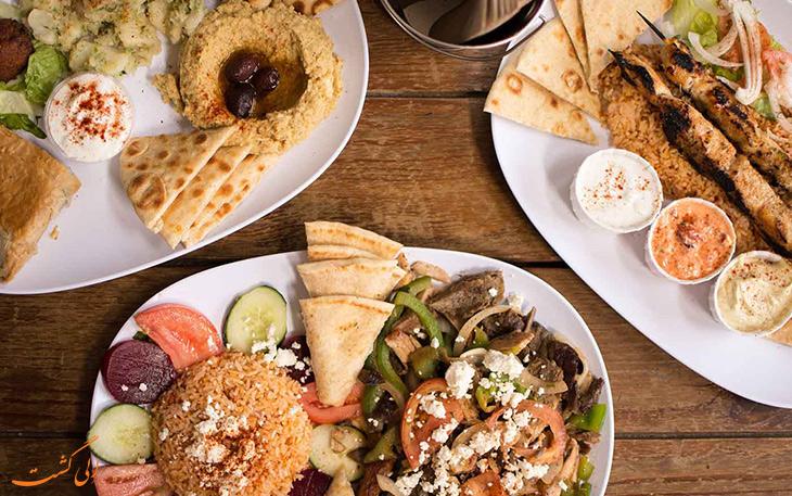 هزینه خورد و خوراک در استانبول