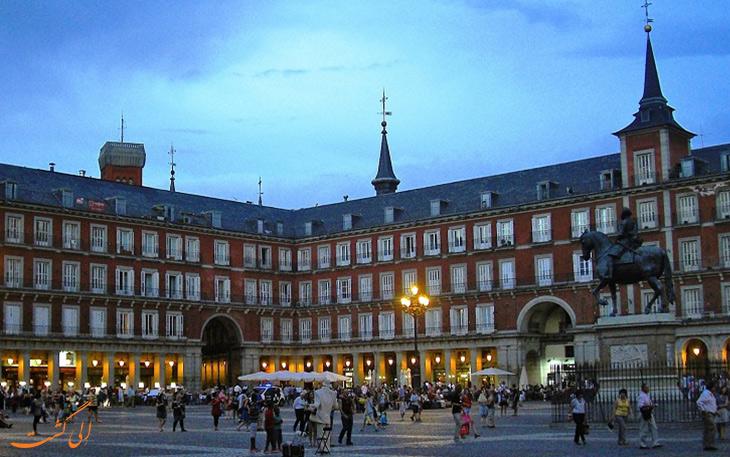 دانشگاه در اسپانیا