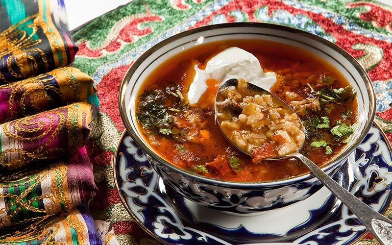 سوپ لاجمان