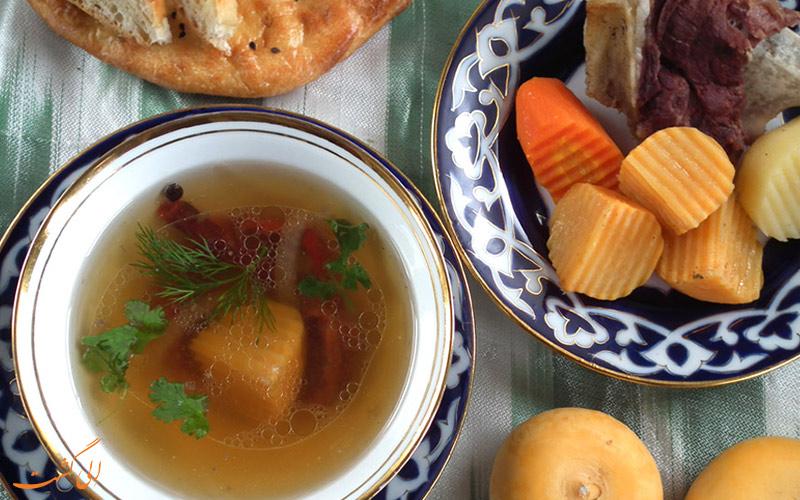 سوپ ازبکی