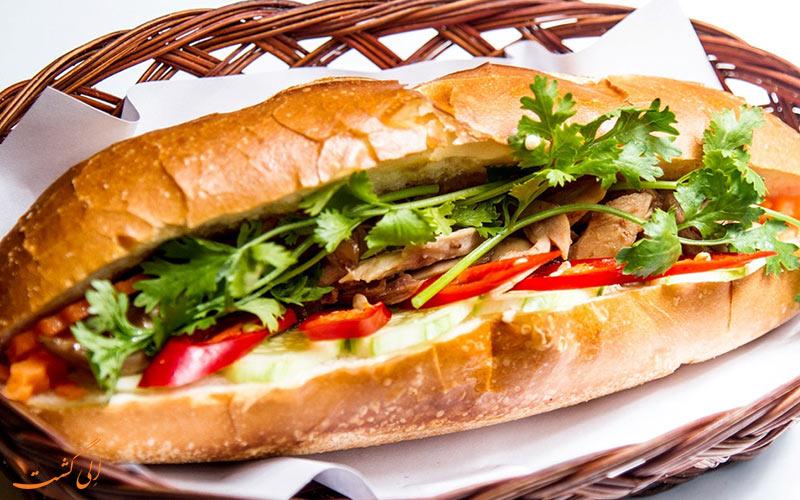 ساندویچ بان می
