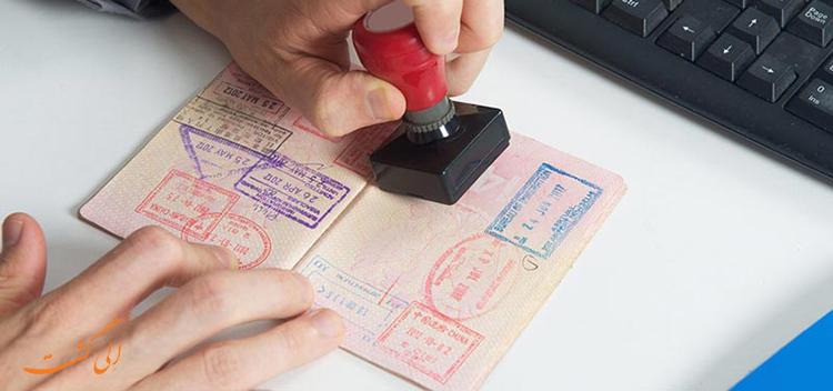 اخذ ویزا از سفارت چین