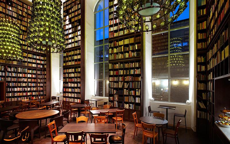کتابخانه زوریخ