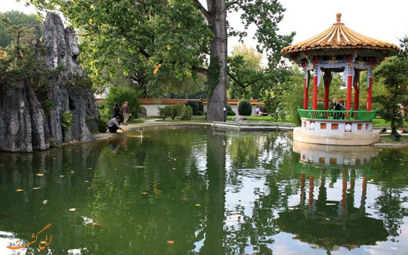 باغ چینی زوریخ