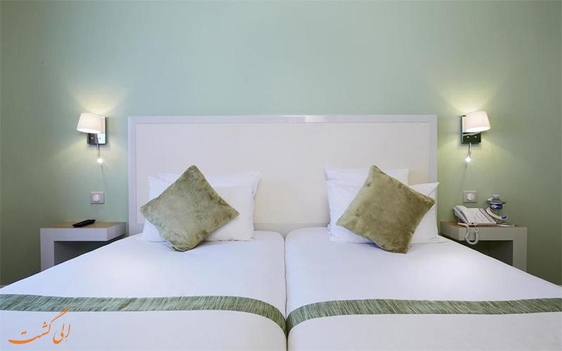انواع اتاق های هتل کیریاد 18 پاریس