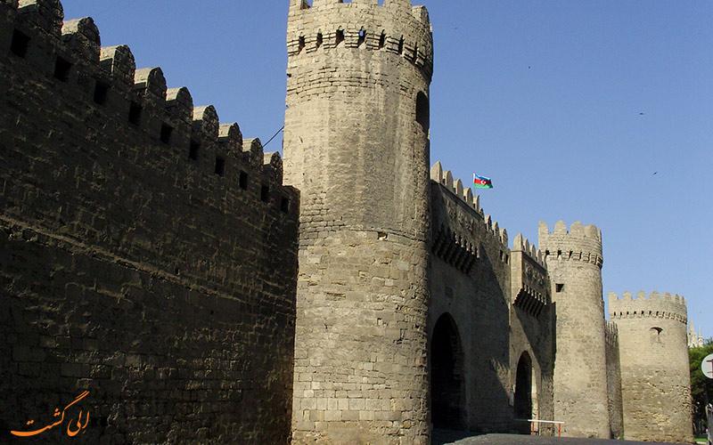 آثار تاریخی آذربایجان