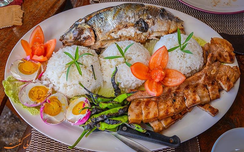 غذاهای فیلیپینی