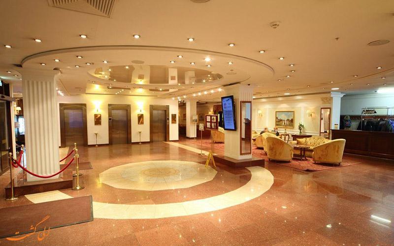 هتل بوردینو مسکو