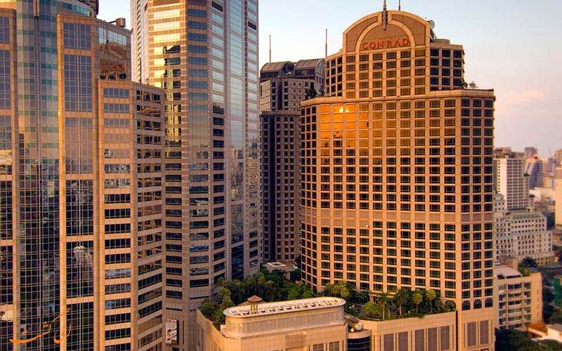هتل کنراد بانکوک