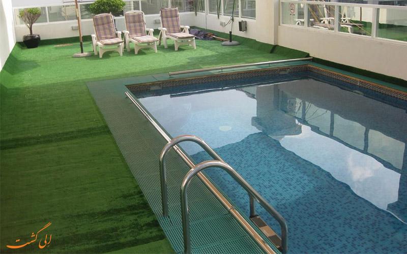 هتل رینبو دبی