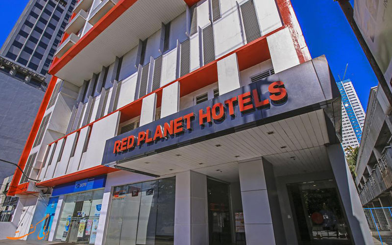 هتل رد پلنت اورتیگاس مانیل