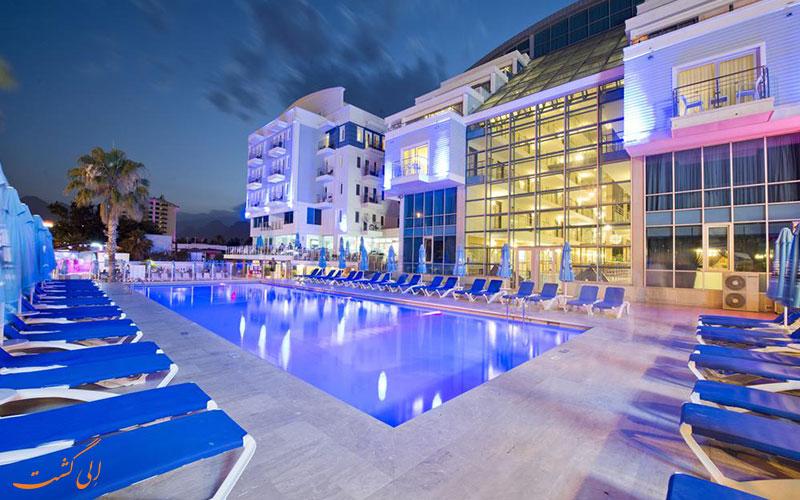 هتل سی لایف فامیلی ریزورت آنتالیا | استخر