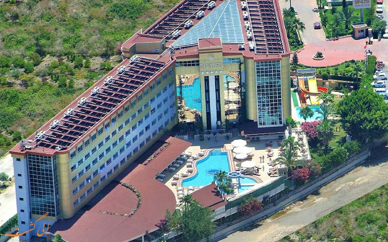 هتل دینلر آلانیا