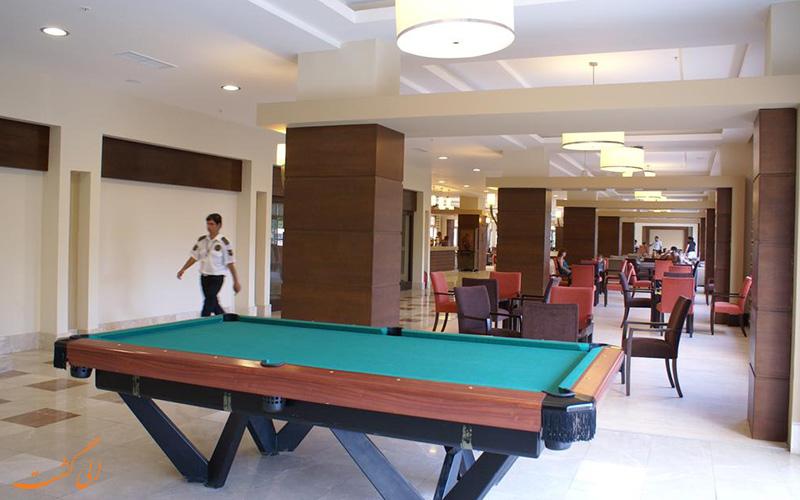 هتل مجیک سان آنتالیا | لابی