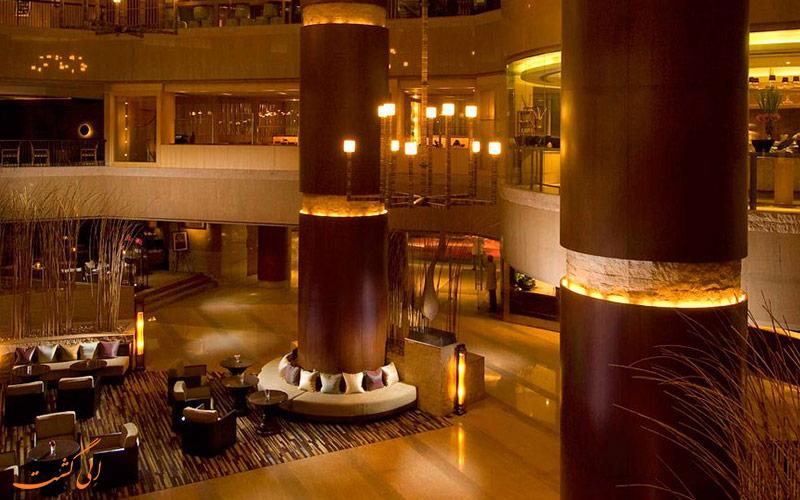 هتل کنراد بانکوک | لابی