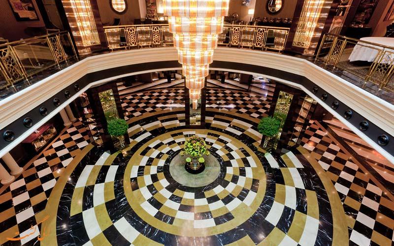 لابی هتل دیوان اربیل