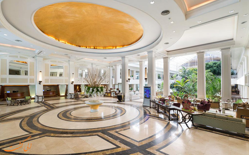 هتل دوسیت تانی پاتایا | لابی
