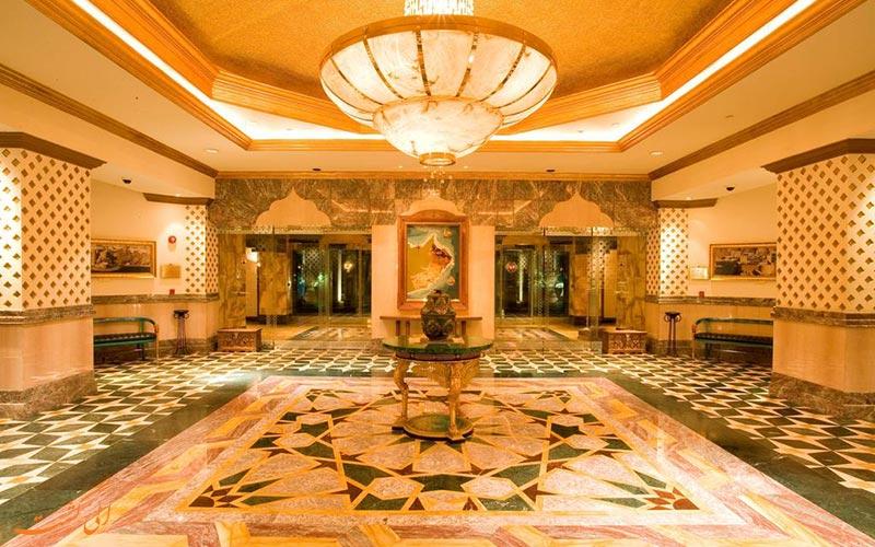 هتل گرند حیات مسقط | نمای داخلی