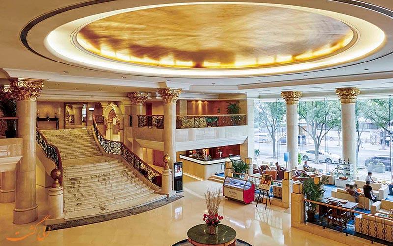 هتل نووتل پیس پکن | لابی