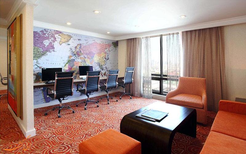هتل واترفرانت پاویلیون